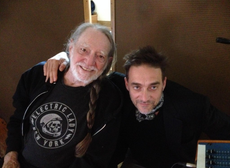 Vicentico con Willie Nelson (2014)