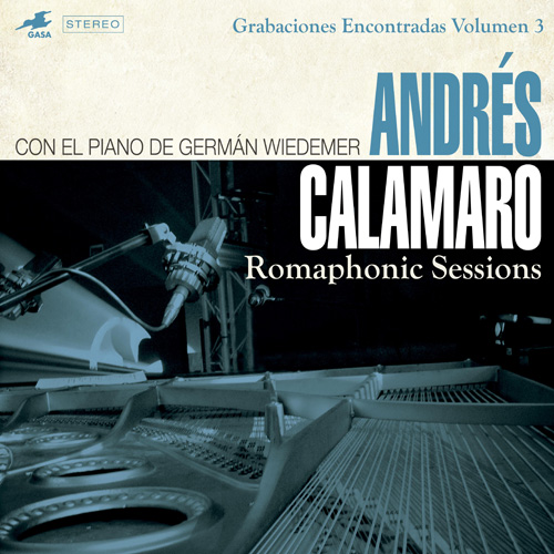 Grabaciones Encontradas vol. III - Romaphonic Sessions