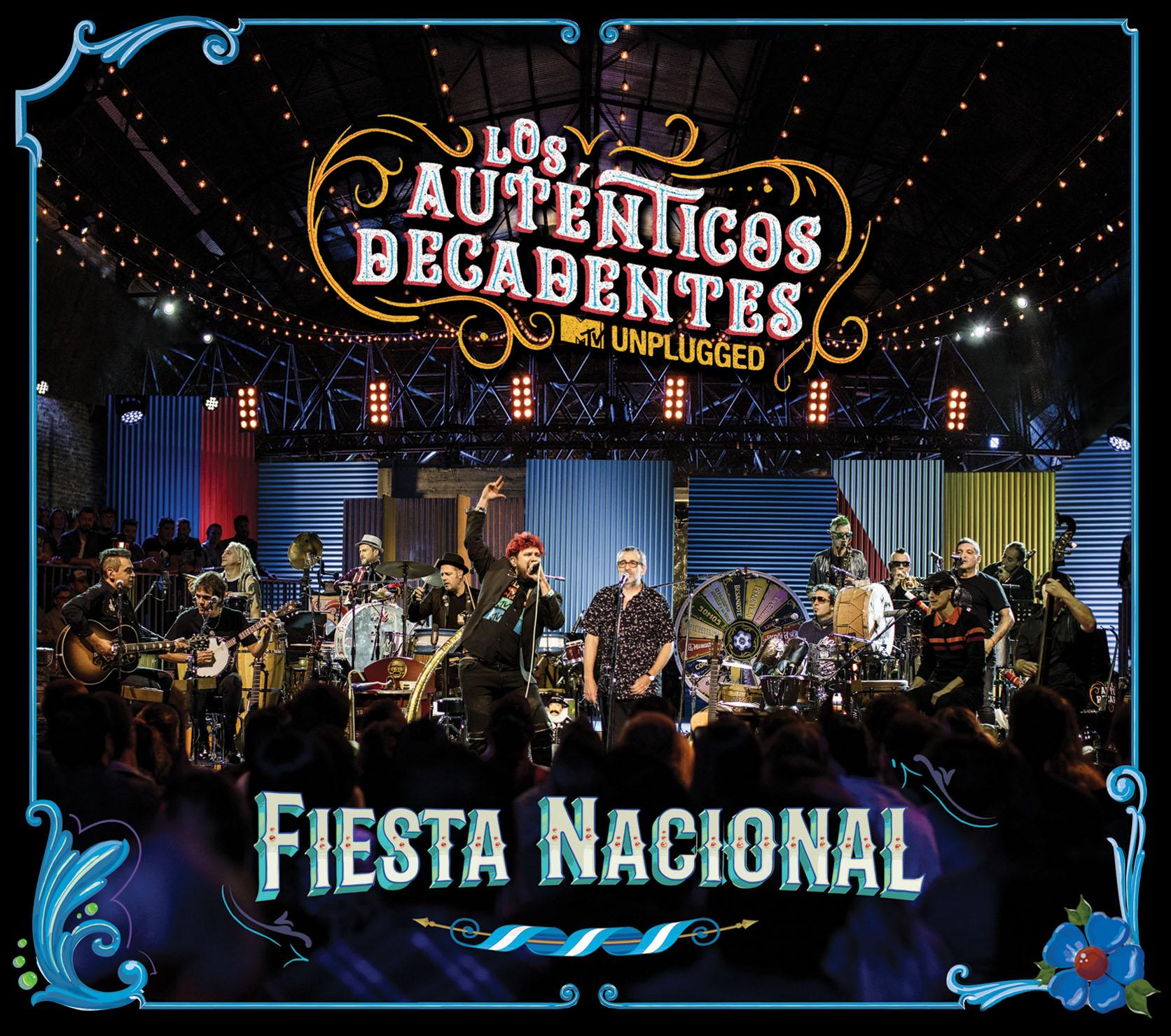 MTV Unplugged - Fiesta Nacional