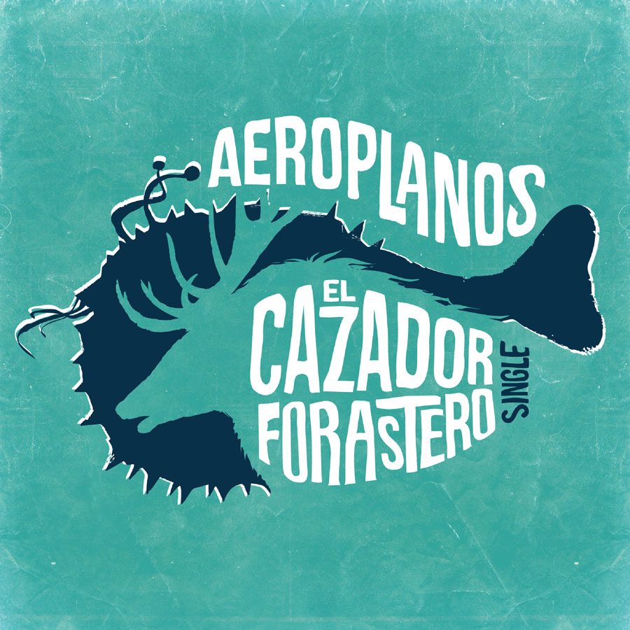 El cazador forastero (simple)