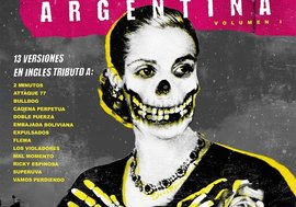 "Invasión Argentina con su ""Play punk for me Argentina. Vol I"""