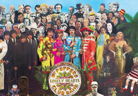 Rock is here #08: La tapa de Sgt Pepper's
