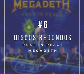 """Rust In Peace"", Megadeth"