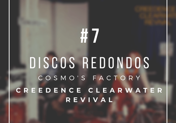"""""""Cosmo's Factory"""", Creedence Clearwater Revival"""
