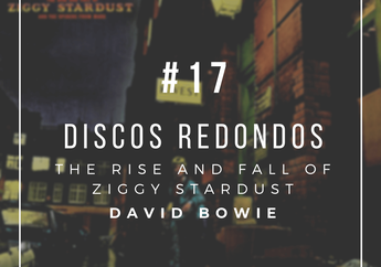 """""""The Rise And Fall Of Ziggy Stardust And The Spiders From Mars"""", David Bowie"""