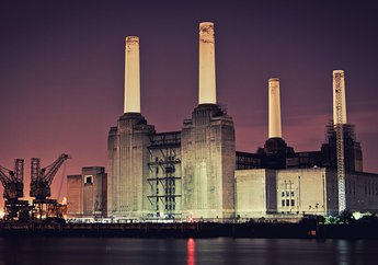 Rock is here #20: Battersea Power Station