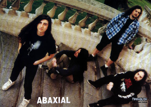 AbaxialPoster, revista Madhouse