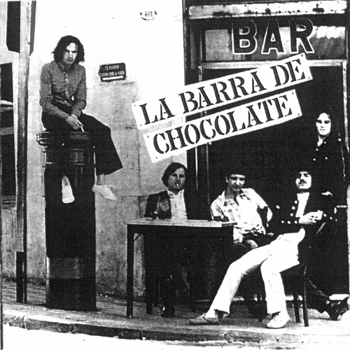 La Barra del Chocolate
