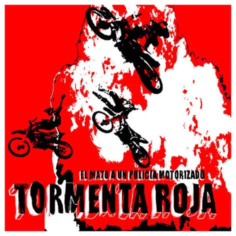 Tormenta roja (simple)