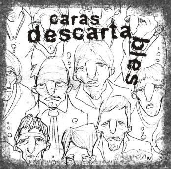 Caras descartables (EP)