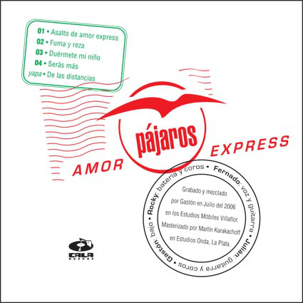 Amor express (EP)