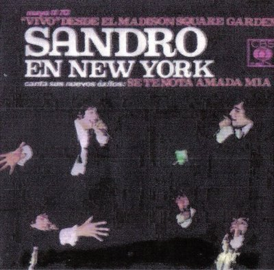 Sandro en New York