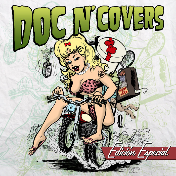 Doc N' Covers - Edición Especial Vol. 1