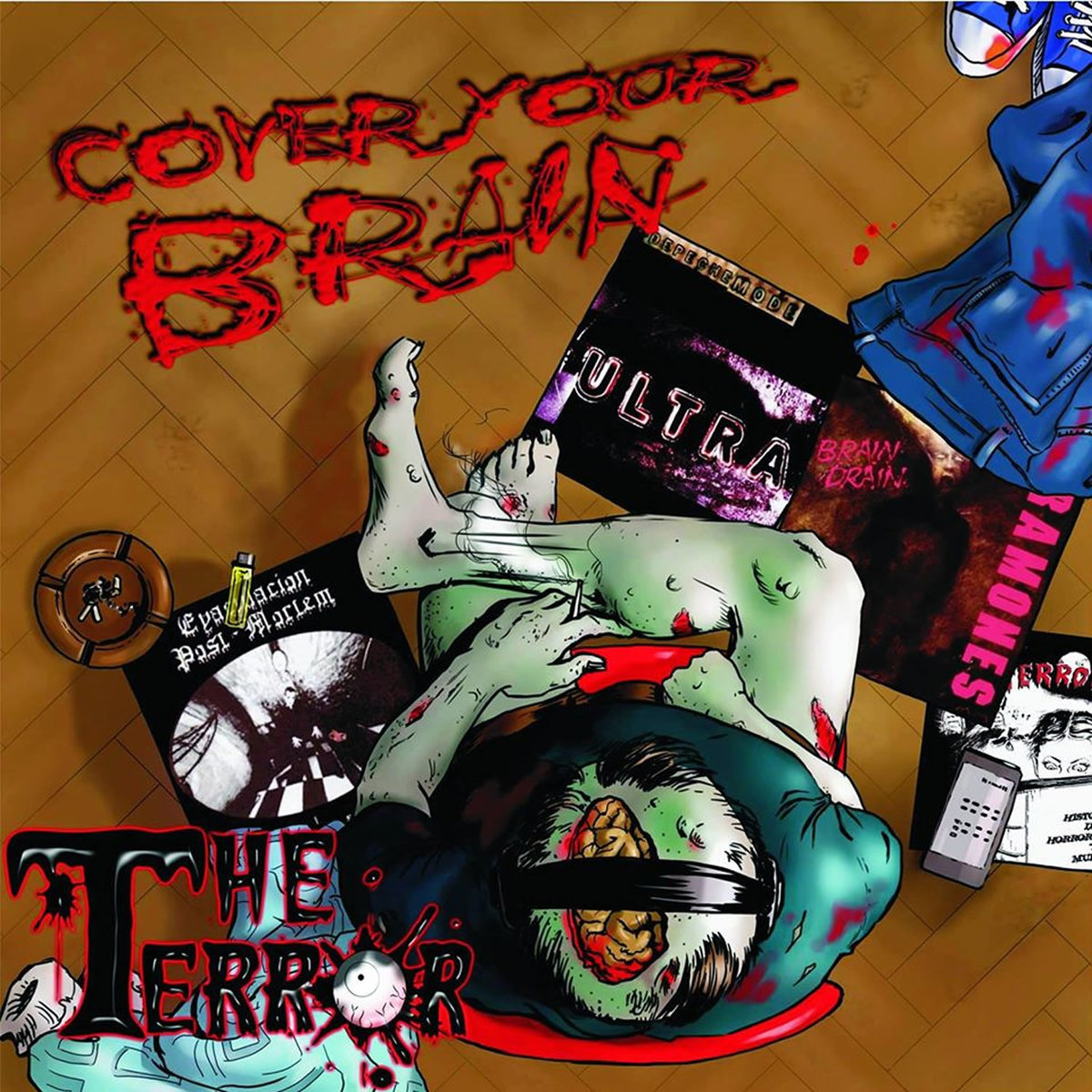Cover Your Brain (EP)
