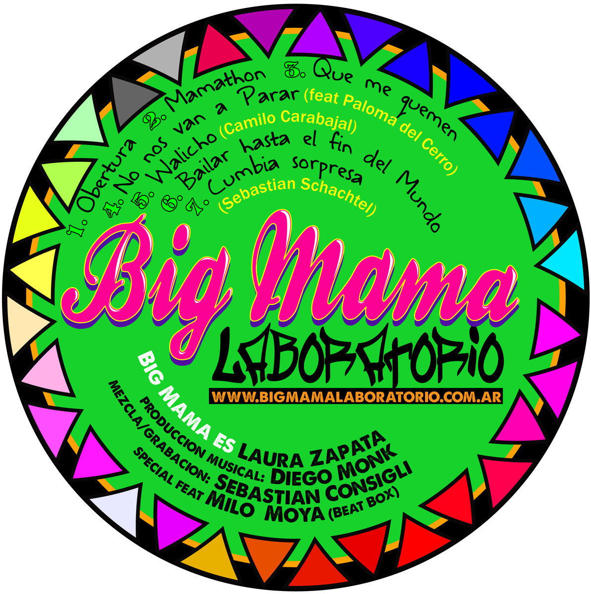 Big Mama Laboratorio