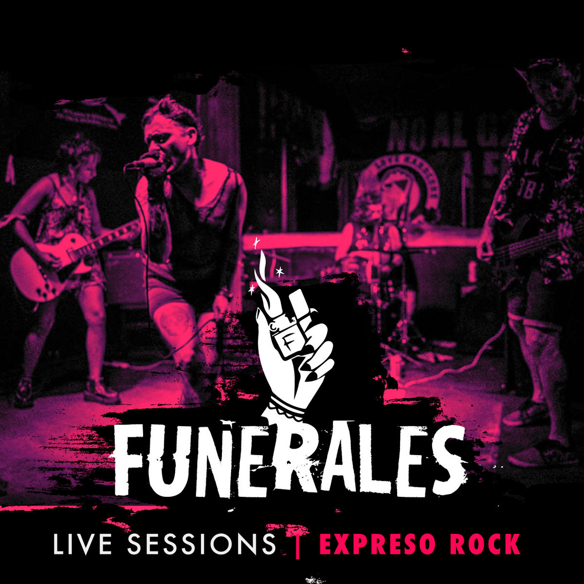 Live Sessions - Expreso Rock