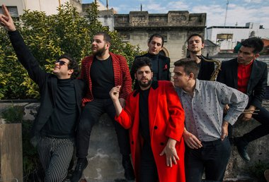 Funk, soul y R&B, de la mano de Palta and the mood